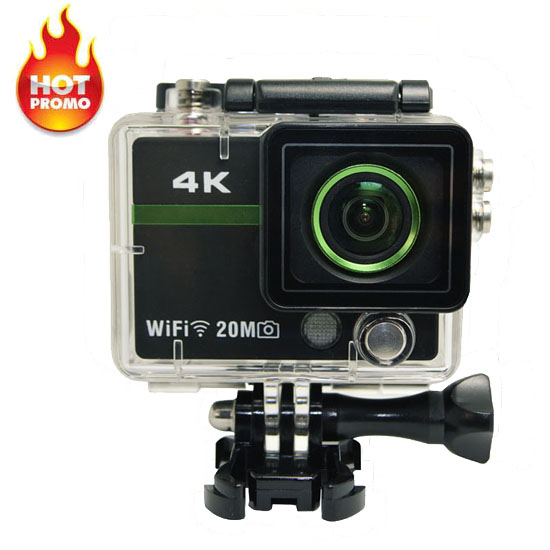 4K Wi-Fi Full HD Sport Camera LWDV07